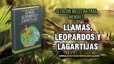 Jueves 21 de junio 2018 | Lecturas devocionales para Menores | Castores
