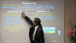 Lección 1 | Me seréis testigos | Escuela Sabática 2000