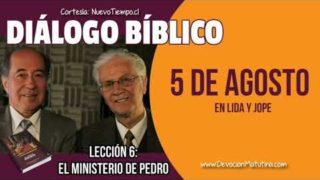 Diálogo Bíblico | 5 de agosto del 2018 | En Lida y Jope | Escuela Sabática