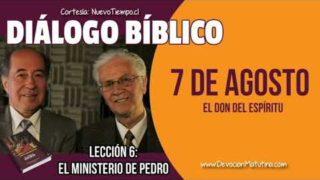 Diálogo Bíblico | 7 de agosto del 2018 | El don del Espíritu | Escuela Sabática