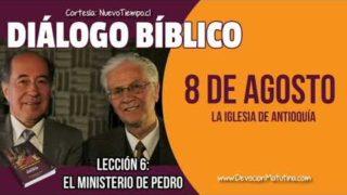 Diálogo Bíblico | 8 de agosto del 2018 | La iglesia de Antioquía | Escuela Sabática
