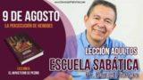 Escuela Sabática | 9 de agosto del 2018 | La persecución de Herodes | Pr. Daniel Herrera