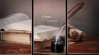 14 de Septiembre   Creed en sus profetas  1 Juan 2