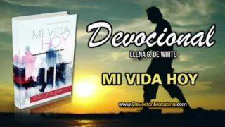 3 de septiembre   Mi vida Hoy   Elena G. de White   Santifiquémonos obedeciendo