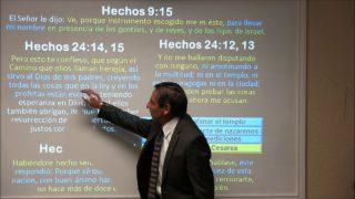 Lección 12 | Reclusión en Cesarea | Escuela Sabática 2000