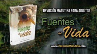 Jueves 6 de septiembre 2018 | Devoción Matutina para Adultos | Gracia ante los ojos de Dios