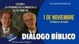 Diálogo Bíblico | Jueves 1 de noviembre 2018 | Recuerden a los pobres | Escuela Sabática