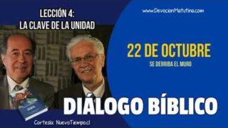 Diálogo Bíblico | Lunes 22 de octubre 2018 | Se derriba el muro | Escuela Sabática