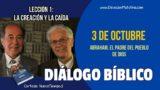 Diálogo Bíblico | Miércoles 3 de octubre 2018 | Abraham, el padre del pueblo | Escuela Sabática