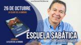 Escuela Sabática | 26 de octubre 2018 | La clave de la unidad | Pr. Daniel Herrera
