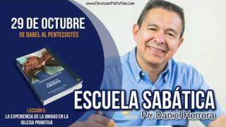Escuela Sabática | 29 de octubre 2018 | De Babel al Pentecostés | Pr. Daniel Herrera