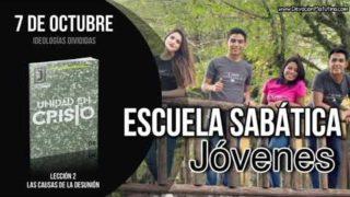 Escuela Sabática Jóvenes | Domingo 7 de octubre 2018 | Ideologías Divididas