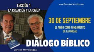 Resumen | Diálogo Bíblico | Lección 1 | La Creación y la Caída | Escuela Sabática