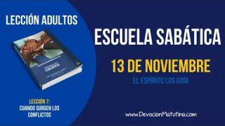 Escuela Sabática | Martes 13 de noviembre 2018 | El Espíritu los guía | Lección Adultos