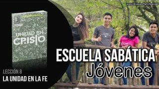 Lección 8 | Viernes 23 de noviembre 2018 | Unidos en la fe | Escuela Sabática Joven