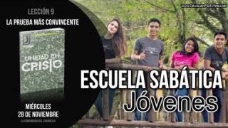 Lección 9 | Miércoles 28 de noviembre 2018 | La comunidad del evangelio | Escuela Sabática Joven