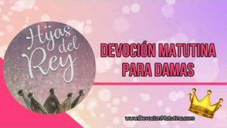 2 de enero 2019 | Devoción Matutina para Damas | Creada para reinar (Eva)