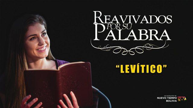 16 de enero | Reavivados por su Palabra | Levítico 6