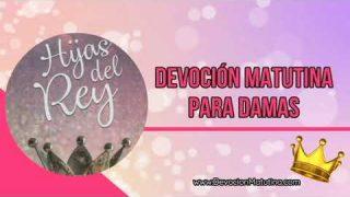 18  de enero 2019 | Devoción Matutina para Damas | Un acto de valentía (Maala y sus hermanas)