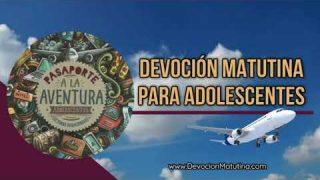 6 de enero 2019 | Devoción Matutina para Adolescentes | Un viaje con proporciones bíblicas