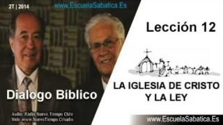 Dialogo Bíblico   Miércoles 18 de junio 2014   De Moisés hasta Jesús   Escuela Sabática