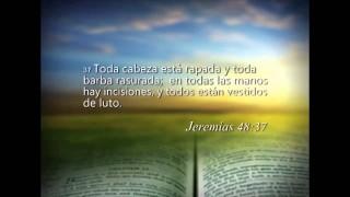 Reavivados por su Palabra – 18/06/2014 – Jeremías 48
