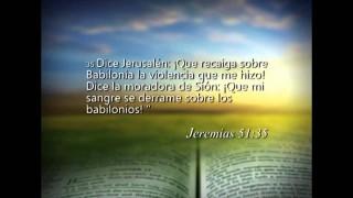 Reavivados por su Palabra – 21/06/2014 – Jeremías 51