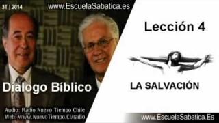 Dialogo Bíblico | Lunes 21 de julio 2014 | La iniciativa de Dios en la Salvación