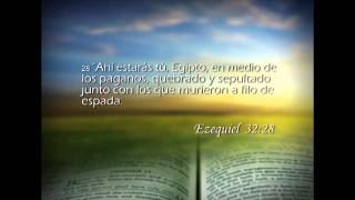 Reavivados por su Palabra – 29/07/2014 – Ezequiel 32