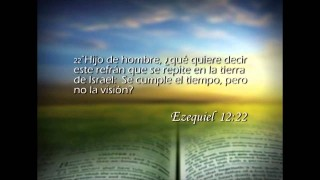 Reavivados por su Palabra – 9/07/2014 – Ezequiel 12