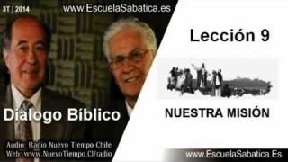 Resumen Dialogo Bíblico | Lección 9 | Nuestra Misión | Escuela Sabática