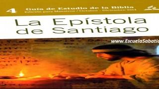 Auxiliar Escuela Sabática | La Epístola de Santiago | Cuarto trimestre 2014