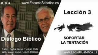 Dialogo Bíblico | Domingo 12 de octubre 2014 | La raíz de la tentación | Escuela Sabática