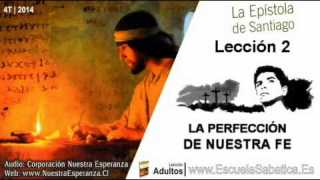 Lección 2 | Martes 7 de octubre 2014 | Pedir con fe | Escuela Sabática