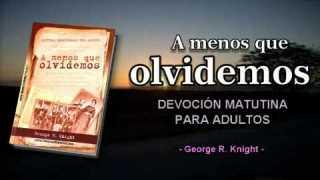 Video   Lunes 6 de octubre    Devoción Matutina Adultos   La justificación por la fe y el fuerte clamor