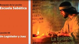 Bosquejo Lección 9 | Un Legislador y Juez | 4º Trim/2014 | Escuela Sabática