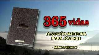Video | Lunes 10 de noviembre | Devoción Matutina para Jóvenes 2014 | Tadeo