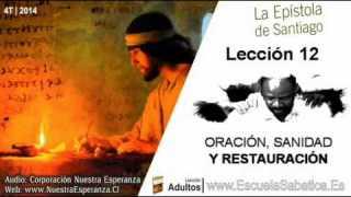 Lección 12 | Miércoles 17 de diciembre 2014 | Modelos de oración | Escuela Sabática