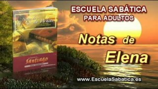 Notas de Elena | Sábado 20 de diciembre 2014 | El evangelio eterno | Escuela Sabática