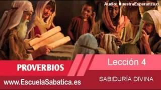 Lección 4 | Domingo 18 de enero 2015 | La sabiduría clama | Escuela Sabática