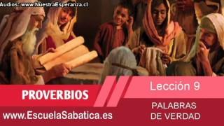 Lección 9   Sábado 21 de febrero   Para memorizar   Escuela Sabática