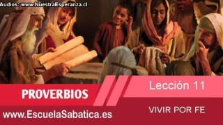 Lección 11   Miércoles 11 de marzo 2015   Manual para los pobres   Escuela Sabática