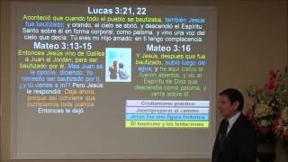 Lección 2 | El bautismo y las tentaciones | Escuela Sabática 2000