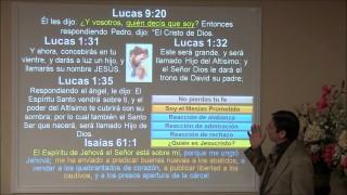 Lección 3 | ¿Quién es Jesucristo? | Escuela Sabática 2000