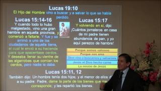 Lección 8   La Misión de Jesús   Escuela Sabática 2000