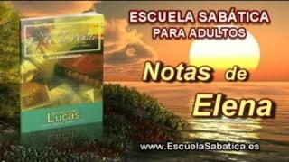 Notas de Elena | Sábado 2 de mayo 2015 | Las mujeres en el ministerio de Jesús | Escuela Sabática