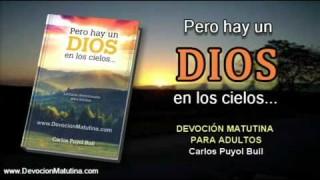 Viernes 18 de septiembre 2015 | Devoción Matutina para Adultos 2015 | El naufragio en la fe