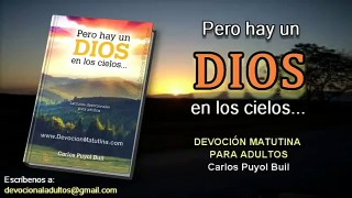 Lunes 23 de noviembre 2015 | Devoción Matutina para Adultos 2015 | El Espíritu Santo y Filipos