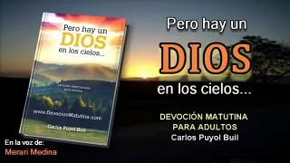 Viernes 6 de noviembre 2015 | Devoción Matutina para Adultos 2015 | El uno será tomado y el otro será dejado