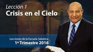 Comentario   Lección 1   Crisis en el Cielo   Pastor Alejandro Bullón   Escuela Sabática